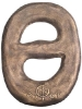 Greek Bronze Letter_8