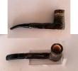Unsmoked Clay pipe_3