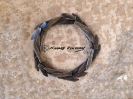 Dual movement wreath brown _12