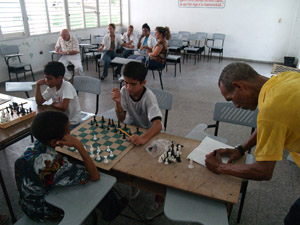 Pinar Del Rio Pediatric Hospital Chess Tournament 2006